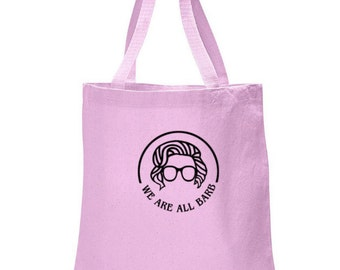 Stranger Things. We Are All Barb! Tote bag - 7 color options!