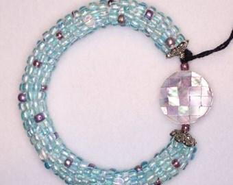 Bracelet blue raspberry
