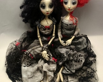 Custom Doll ~ made to your requirements