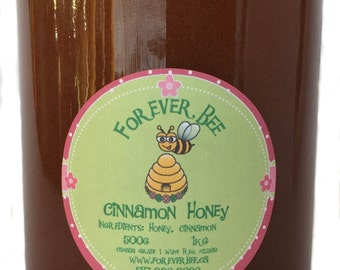 Cinnamon Honey - Large