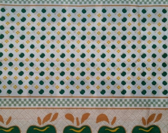 Apple A Day Fabric