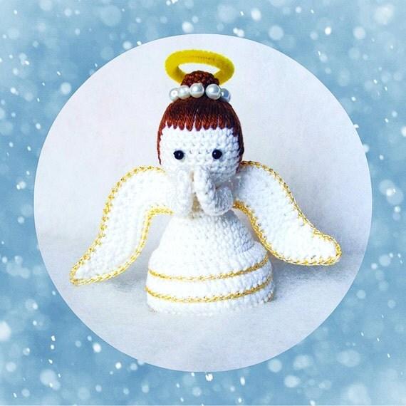 Amigurumi Angel Crochet Angel pdf pattern