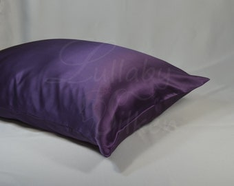 Unique Eggplant Bedding Related Items Etsy