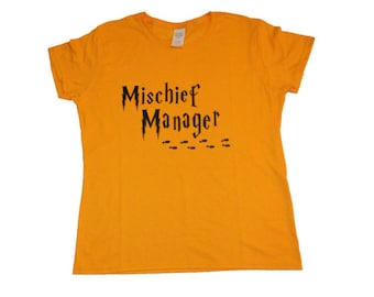 Harry Potter Mischief Manager Shirt
