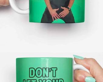Shia Labeouf just do it - funny mug, gifts for him, meme mug, unique mug, office mug, housewarming gift, gifts for her 4P093