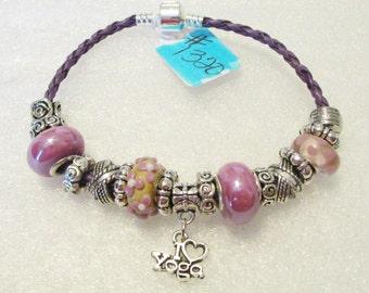 1320 - NEW - Yoga Bracelet