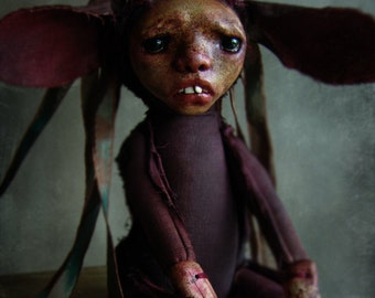 art doll - ooak - FUNEK