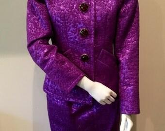 Gorgeous Vintage YSL suit size 40