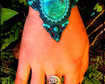 Celtic Magic Bracelet