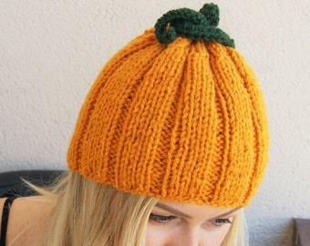 Small, shallow cap, autumn accessories, cheerful pumpkin, autumn cheerful, colorful autumn