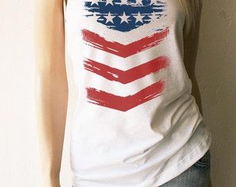 American Flag Clothing. American Flag Shirt. American Flag Tank Top. Flag Tank. Flag Shirts. 4th of July. Summer Tank Tops. Patriotic Shirt.