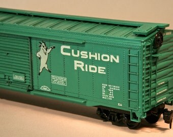 ROUNDHOUSE PRODUCTS Ho Gauge Box Car