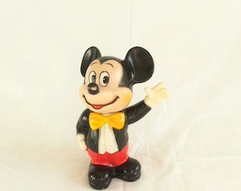 Vintage Mickey Mouse money-box