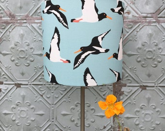Oyster Catcher Seabird Lampshade