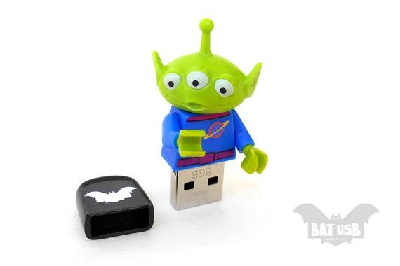 Lego Disney Toy Story Alien usb 8/16/32/64GB Creature usb
