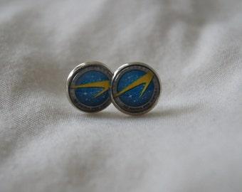 Star Trek Cameo Earrings (Version 2)