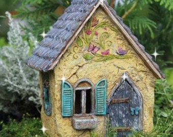 Fairy garden house Etsy