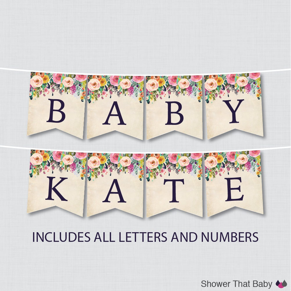 It's just a graphic of Geeky Free Printable Baby Shower Banner