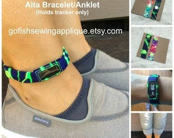 Fitbit Alta band, Alta bracelet, Alta anklet, Alta sleep band, Fitbit sleep band, Custom sized, Wearable Tech