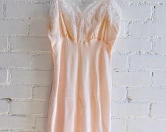 Vintage Light Pink Slip