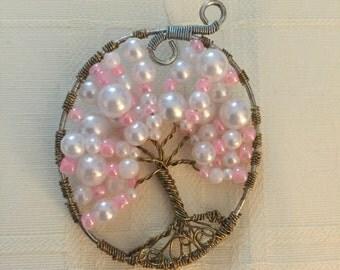 Cherry Blossom Tree of Life