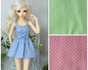 Dress for MINIFEE, 3 colors to choice! MSD  BJD 1/4 size