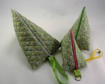 Set of 3 nesting Humbug Bags