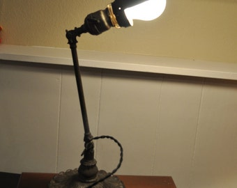 Edward Miller & Co. Task Arm Lamp