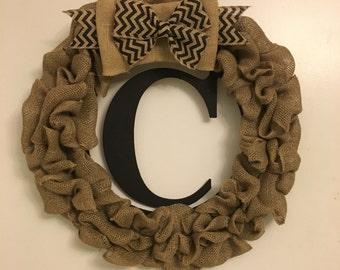 Monogram Wreath SALE