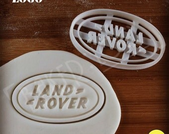 Land Rover Inspired Cookie Cutter | Classic Utility Vehicle biscuit cutter | four-wheel-drive off-road car | one of a kind ooak