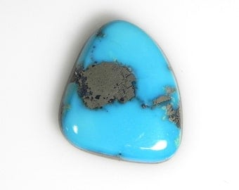 Natural Kingman Arizona Ithaca Peak Turquoise Gemstone Cabochon Cab