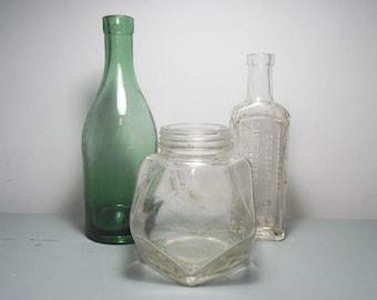 dating antique bottles uk