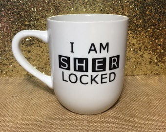 Sherlock Coffee Mug