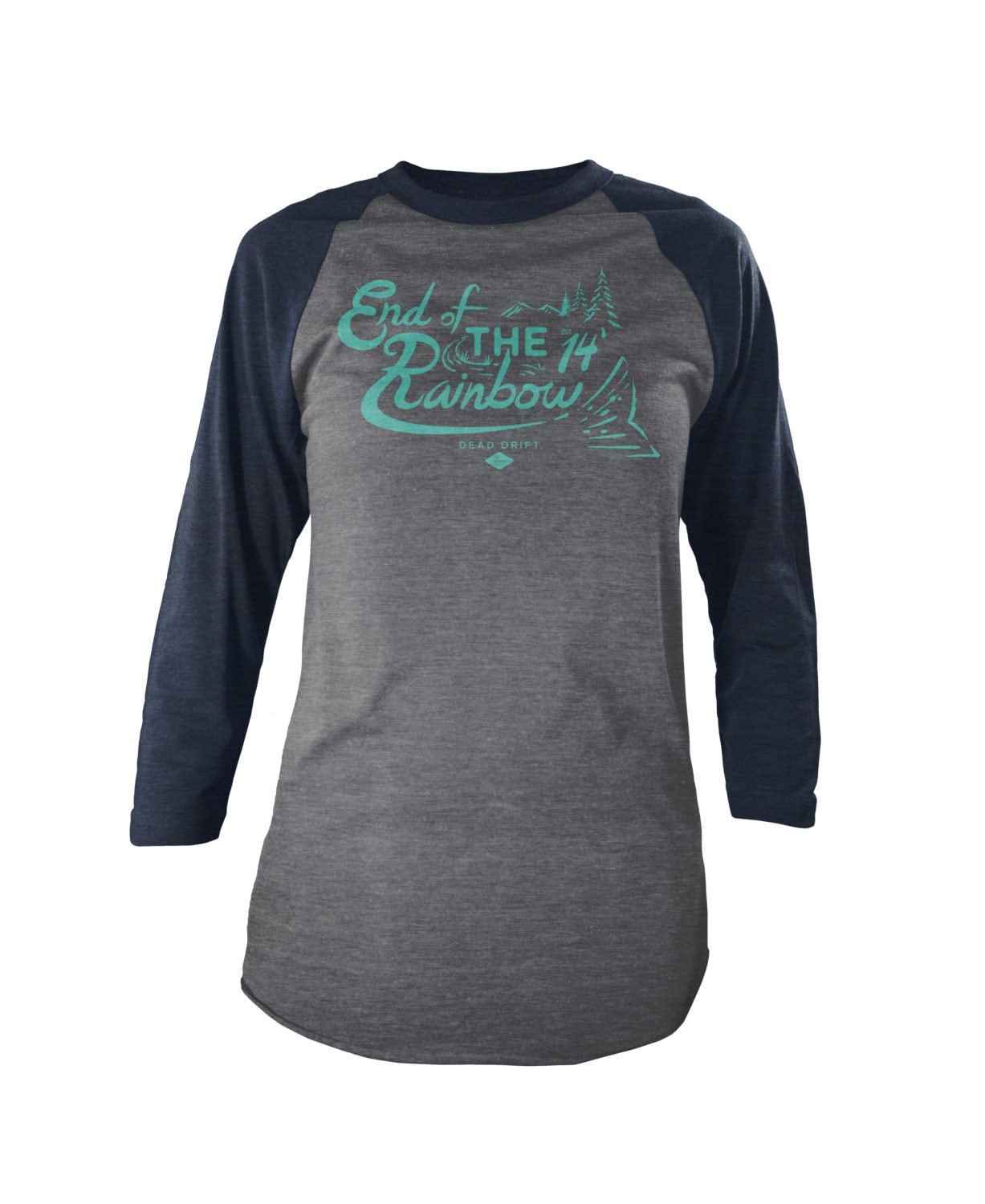 Fly Fishing Shirt Women 39 S End Of The Rainbow By Dead Drift