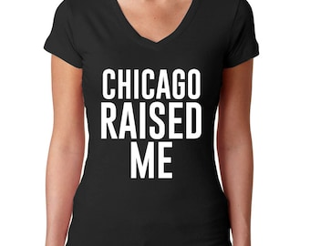 Chicago Shirt - Chicago Tshirt - Chicago T Shirt - Chicago Gift - Windy City - Chicago Clothing - Chitown Shirt - Chi Town Shirt
