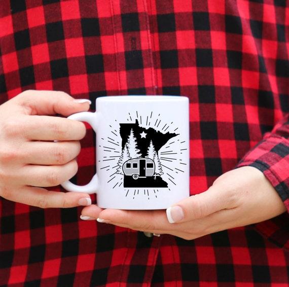 Minnesota CAMPER Mug | 11 oz.