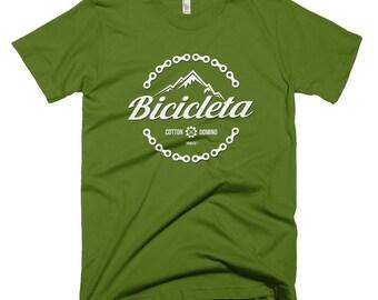 The Bicicleta Tee