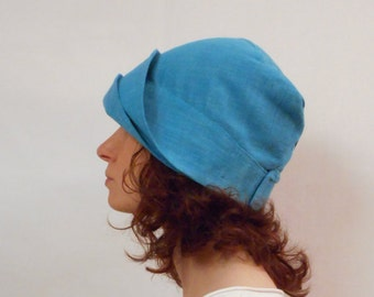 summer blue Cap