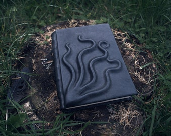 Kraken book of shadows grimoire Made to Order