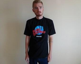 90s Planet Hollywood Prague, Czech Republic T-Shirt ~ Size Medium