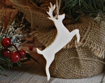 Wooden christmas decorations  Etsy UK