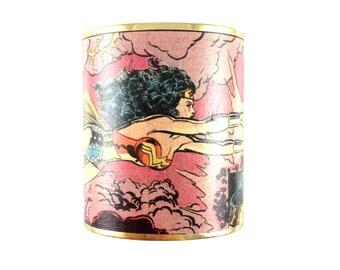Wonder Woman Cuff Bracelet - Storm