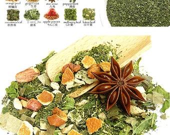 Japanese Detox, Weight loss & Slimming Diet - Bodhi Konacha Tea:Japanese Medicinal herb(kampo) Blend Powdered green tea :25-30 cups/2oz(57g)