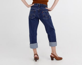 Vintage Levis Jeans Red Tags 501s