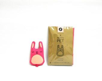 Make You Own Petty-Pet Sleeping Bunny Sewing Kit