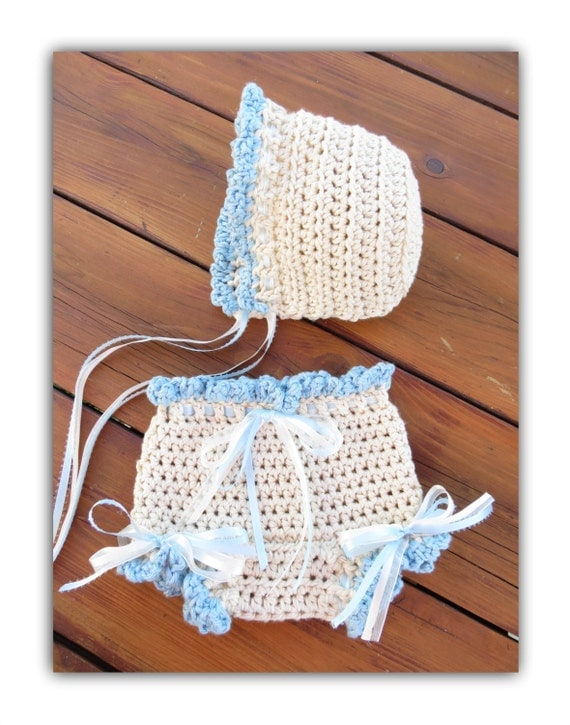 Crochet Patterns Diaper Covers : Crochet Diaper Cover Pattern, Crochet Baby Hat Pattern, Newborn Photo ...