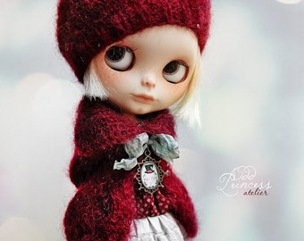 Blythe Jacket ALICE'S DREAMS By Odd Princess Atelier, Victorian Outfit, Autumn-Winter Collection