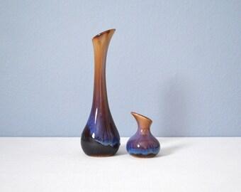 Vintage Howard Pierce Porcelain Bud Vase