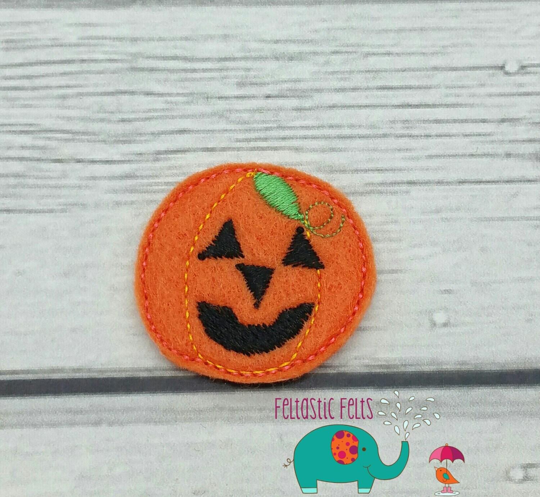 Jack O Lantern Pumpkin Halloween Set Of 4 Uncut Wholesale