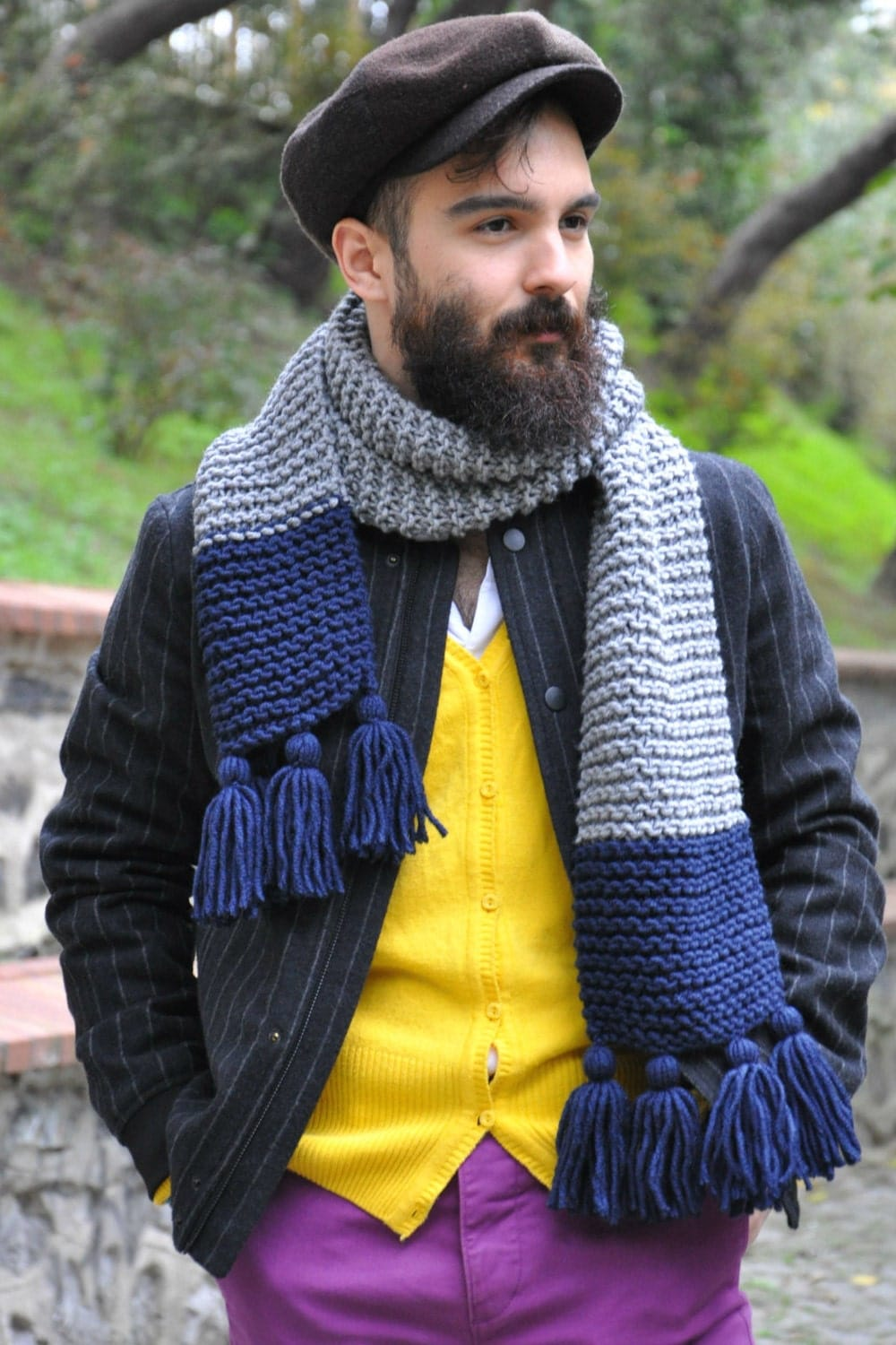 Shop oldsmobileclub.ga with free shipping. Discover the latest collection of Men's Scarves. Made in Italy.